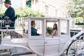 A fairytale London wedding