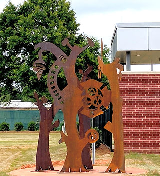 Tree of Life, Charlotte, Fire Station