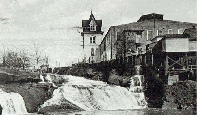 Camperdown Mills