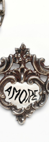 AMORE DECANTER NECKLACE (.925)
