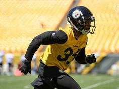 New Steelers DB Arthur Maulet is loving Pittsburgh