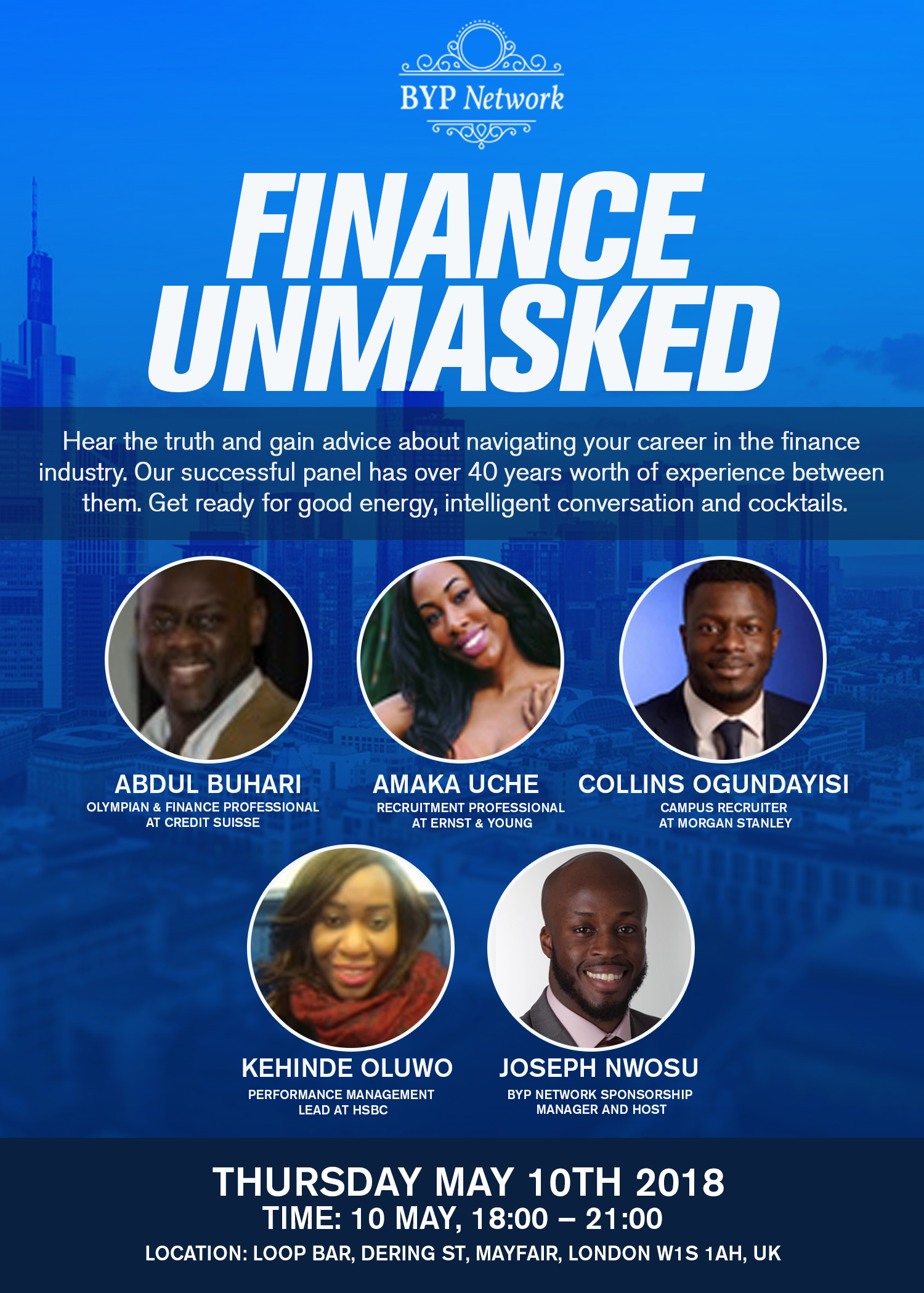 Finance Unmasked