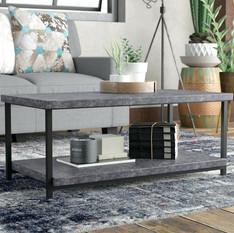 Beton asztal