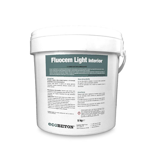 Fluocem Light Interior (25kg)