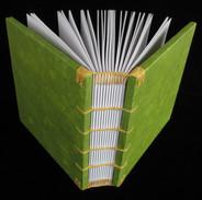 Bookbinding - Coptic Bound Book