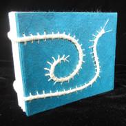 Bookbinding - Catepillar Stitch