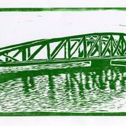 Printmaking - Victoria Bridge