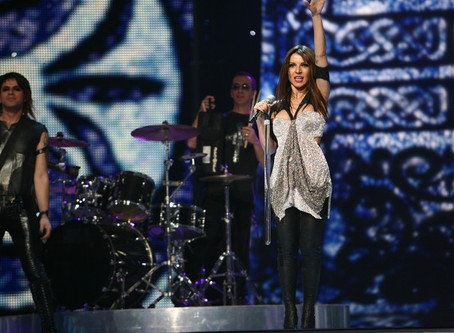 Cyprus   3 Time Eurovision Participant Evridiki 2019 Eurovision Commentator!