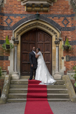 Wedding Photography Brownsover Hall