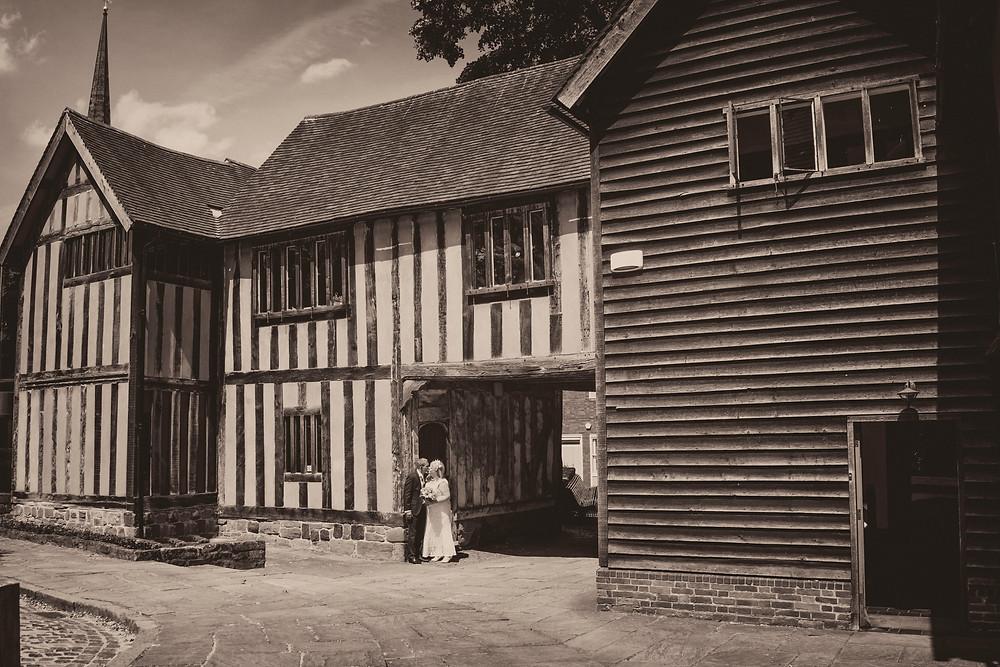 Coventry Register Office - Cheylesmore Manor House