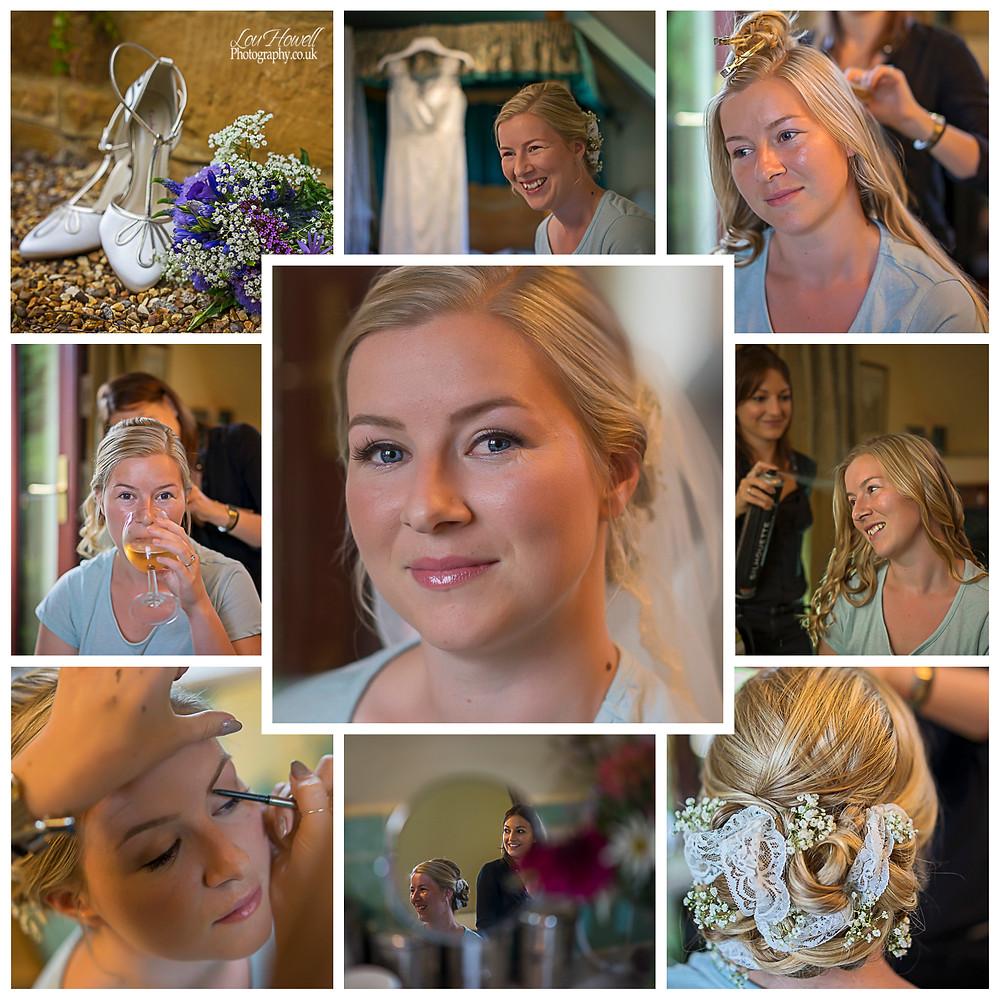 Wedding Photography Bride Preparation