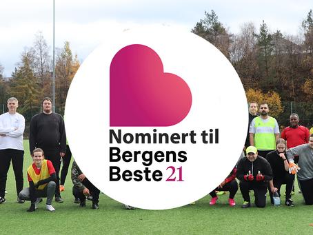 Nominert til Bergens Beste Forening 2021