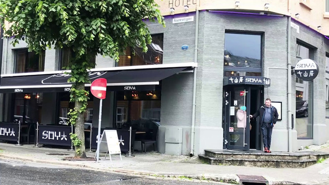 Soya Restaurant - Promovideo BergenFest