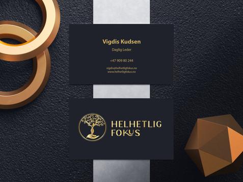 Helhetlig Fokus - Logo