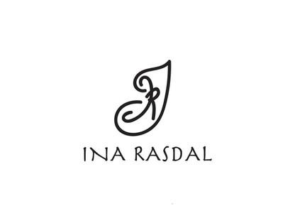Logo - Ina Rasdal - Hudpleier