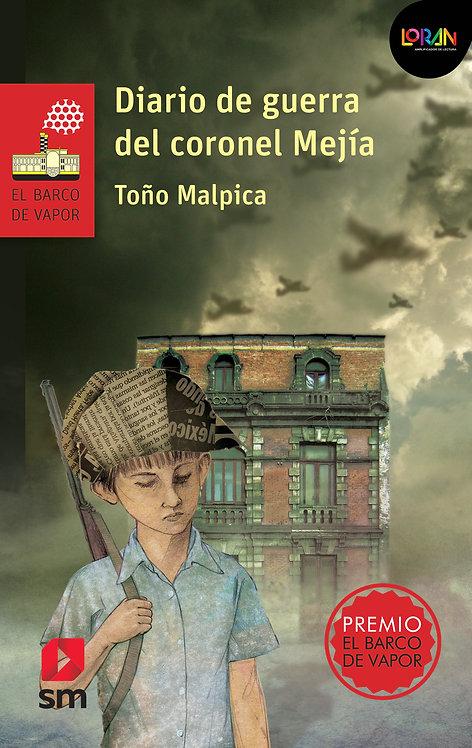 Loran - Diario de Guerra del Coronel Mejia