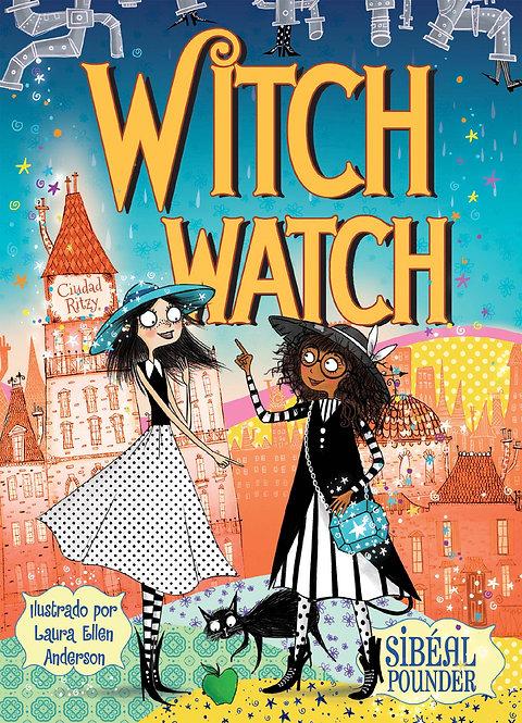 3. Witch Watch