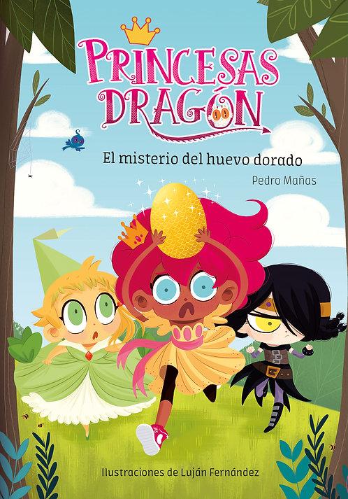 Princesas Dragon Mist del Huevo Dorado