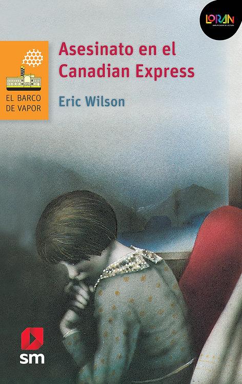 Loran - Asesinato en El Canadian Express