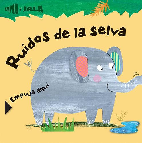Elefante Empuja y Jala