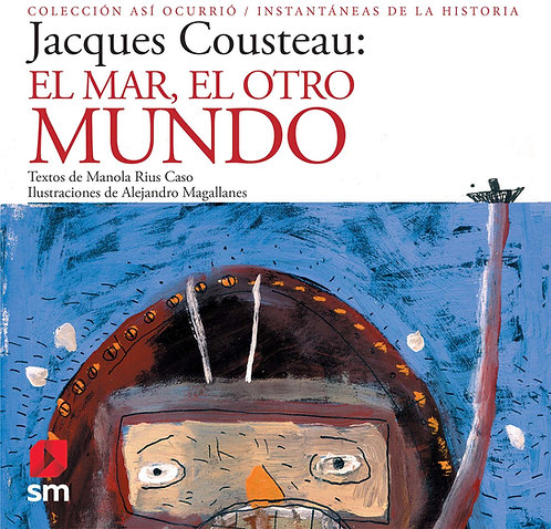 Jacques Cousteau Mar El Otro Mundo 2A Ed
