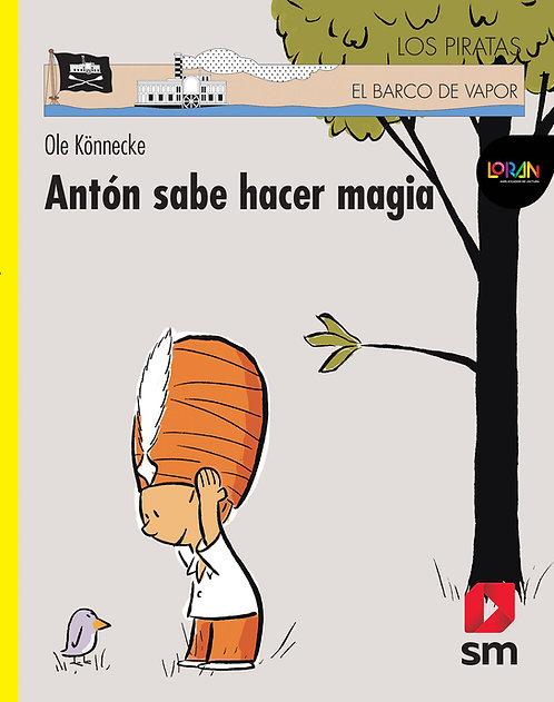 Loran - Anton Sabe Hacer Magia