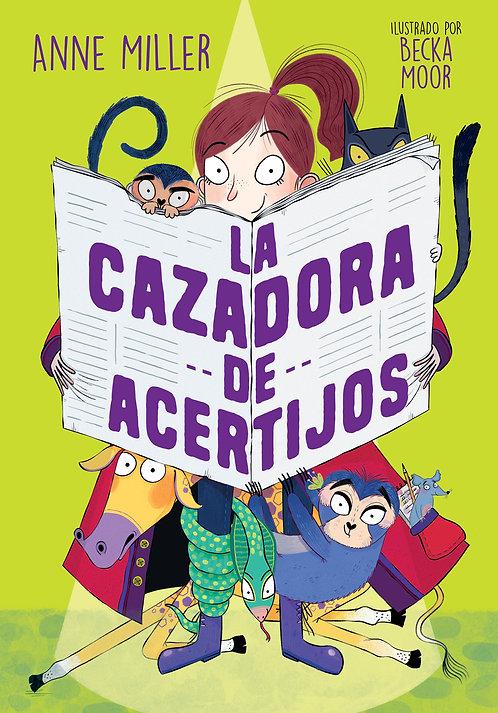 LA CAZADORA DE ACERTIJOS
