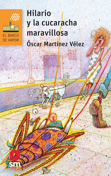 BVN Hilario y Cucaracha Maravillos 8A Ed