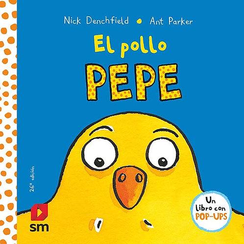 El Pollo Pepe Con Muñeco