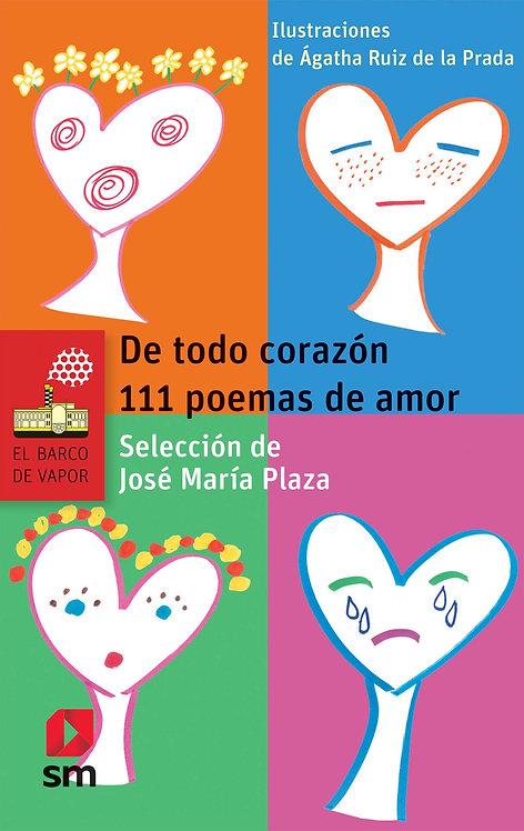 BVR De Todo Corazón 111 Poemas de Amor
