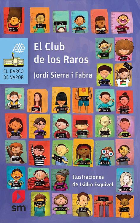 El Club de Los Raros Ed 2020