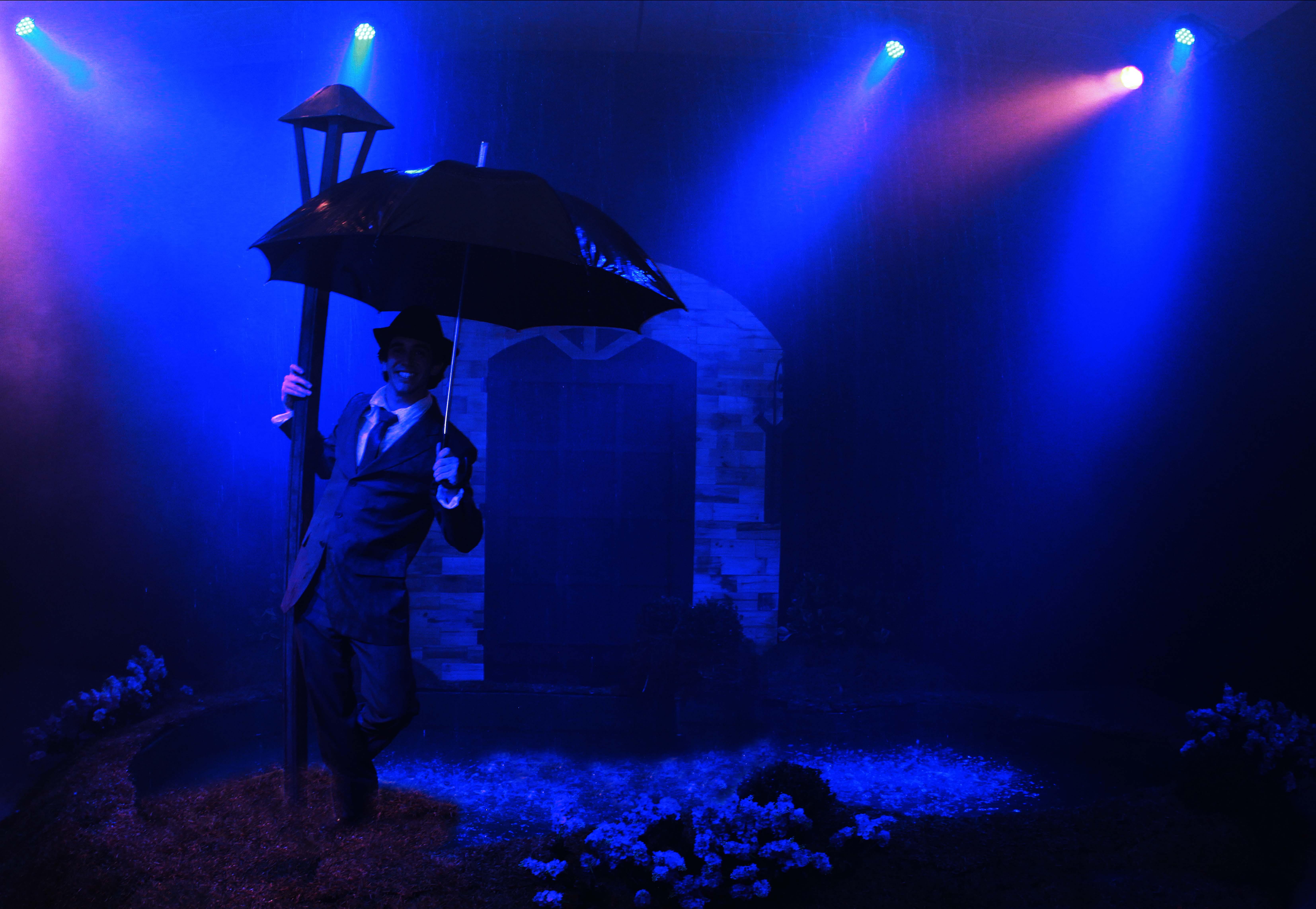 Festa temárica - Noite com as estrel