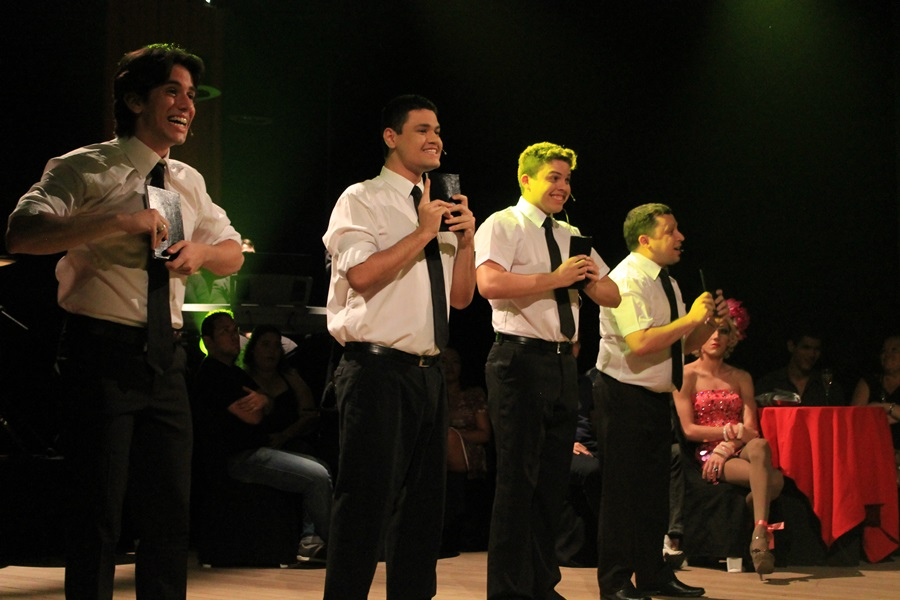 Broadway Brasil - CABARET NIGHT