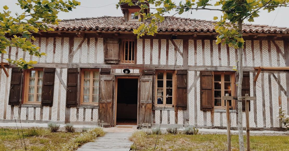 la maison landaise chaleureuse et élégante