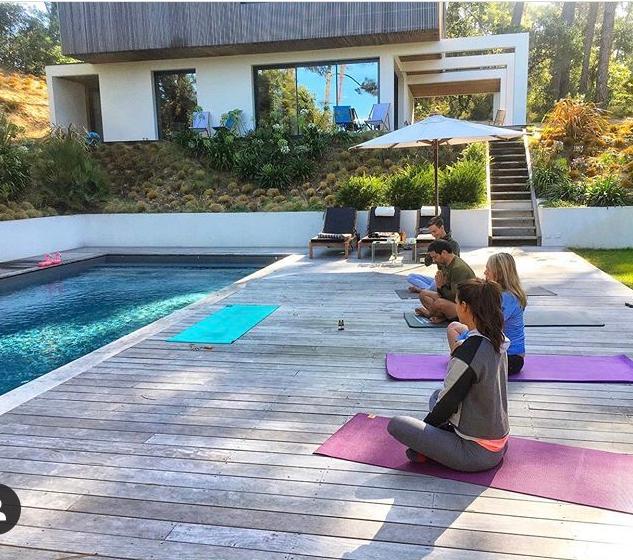 Cours privés yoga à domicile