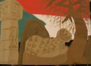 Post card of Sudan