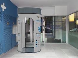 Cabina - Sterile Clean |Tecnología para la desinfección