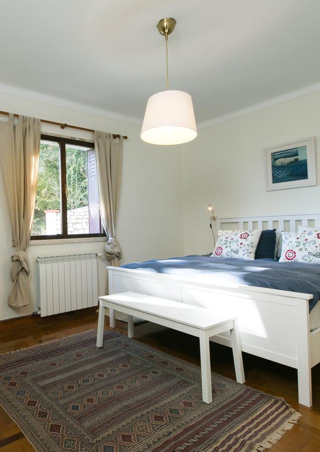 Comfortable double bedrooms.