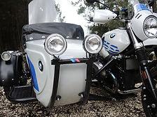Gusto Motorbikes BMW RnineT Urban G/S bespoke sidecar build