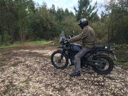 Gusto Motorbikes _ Royal Enfield Himalayan