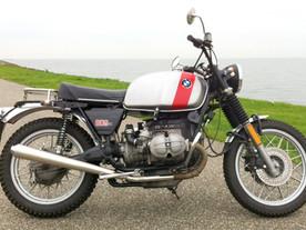 Gusto Motorbikes _ BMW R80/7 1984 scrambler bespoke build