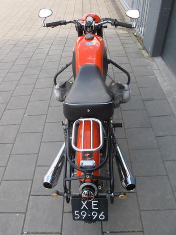 Gusto Motorbikes_BMW R60/6 1974 Street Scrambler