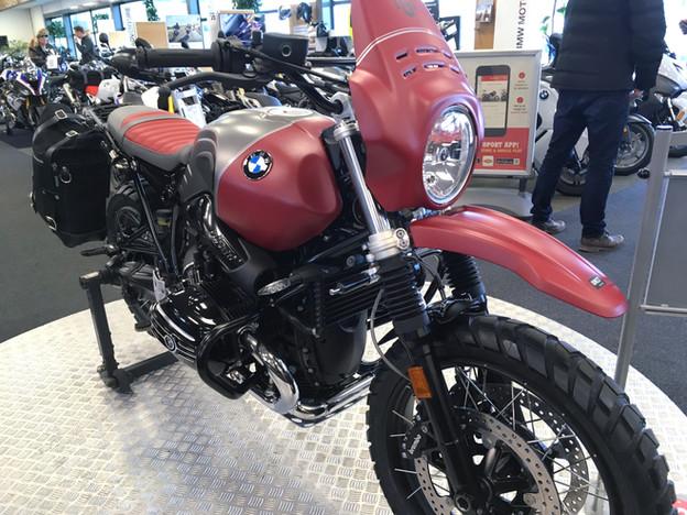 Gusto Motorbikes_BMW RnineT Scrambler
