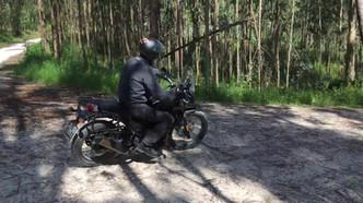 Gusto Motorbikes _ Royal Enfield Himalayan and Ural Ranger