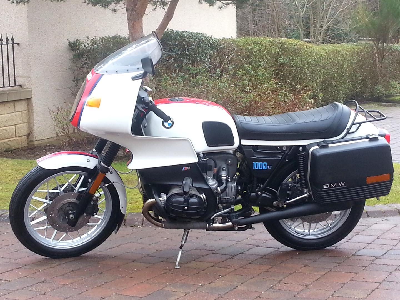 Gusto Motorbikes_BMW R100RS 1982