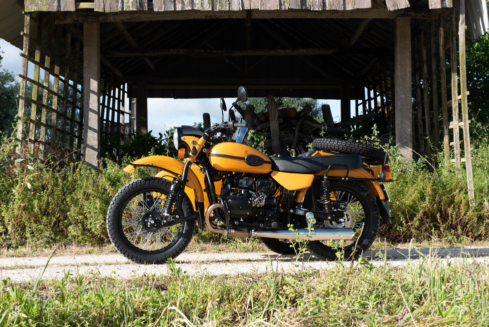 Ural_Ranger_2020_burnt orange_Gusto Moto