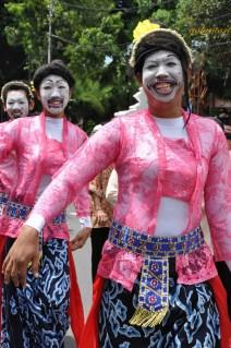 Festival Topeng Nusantara 2010, Cirebon, Jawa Barat