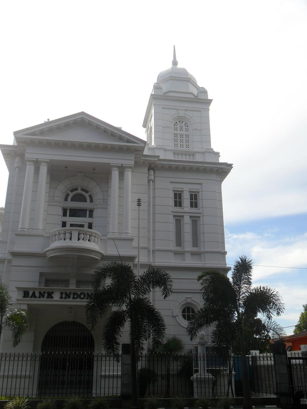 Gedung Klasik Bank Indonesia Cirebon