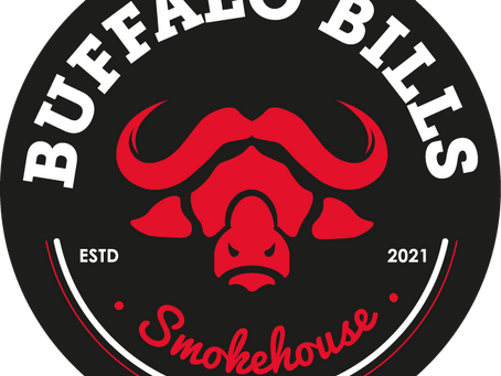 Now open for business - Buffalo Bill's smokehouse