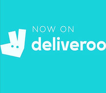 Now on Deliveroo